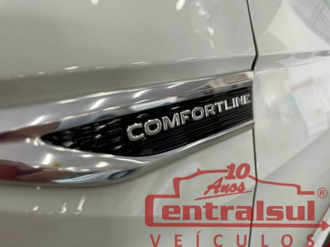 Volkswagen T-Cross CL TSI AD 2020